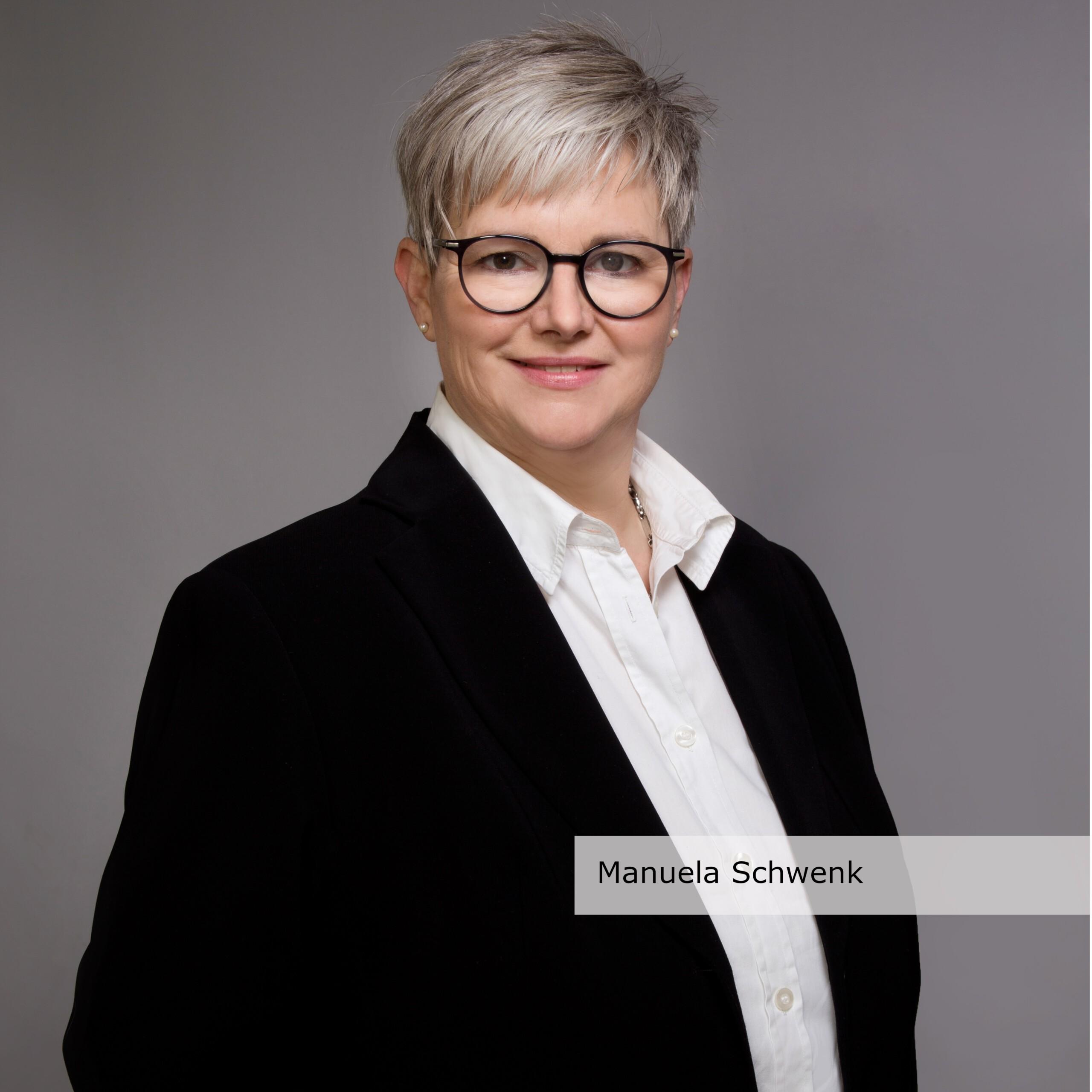Manuela Schwenk